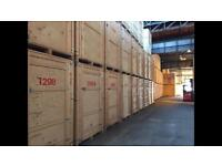 Secure dry storage / warehouse space to let
