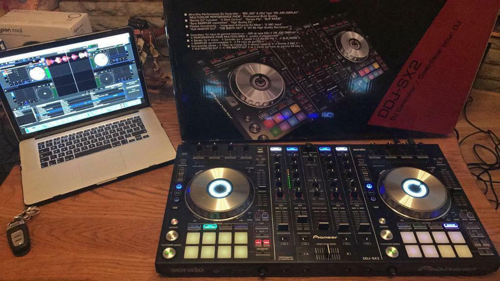 DDJ SX 2 LIKE NEW