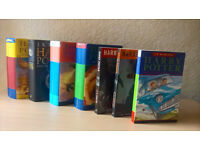 Harry Potter: A Complete Set of Original Harry Potter Books, J K Rowling, Bloomsbury [7 Books]