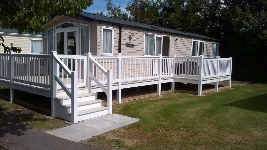 Stunning 40 Long Swift Caravan For Sale Burnham On Sea Haven Park 3