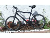 Carrera Subway 1 Urban Extreme 20inch(51cm) frame in good condition