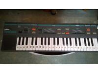 Yahama Table Top Keyboard,
