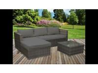 New Garden Furniture Set