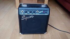 Squier SP-10 guitar amplifier