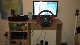 Xbox one streeing wheel