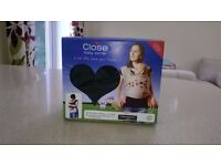 Close Organic Baby Carrier (Sling) Charcoal Boxed