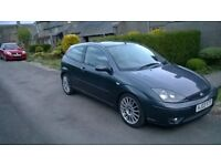 Ford Focus ST 170 9 Months m.o.t. completely rust free
