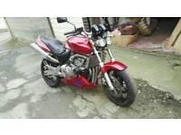 Honda hornet 1999 600cc cb motorbike not suzuki kawasaki yamaha cbr ninja fireblade