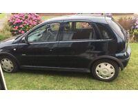 2005 Vauxhall Corsa 1.2
