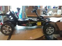 Large electric 12 volt Go Kart
