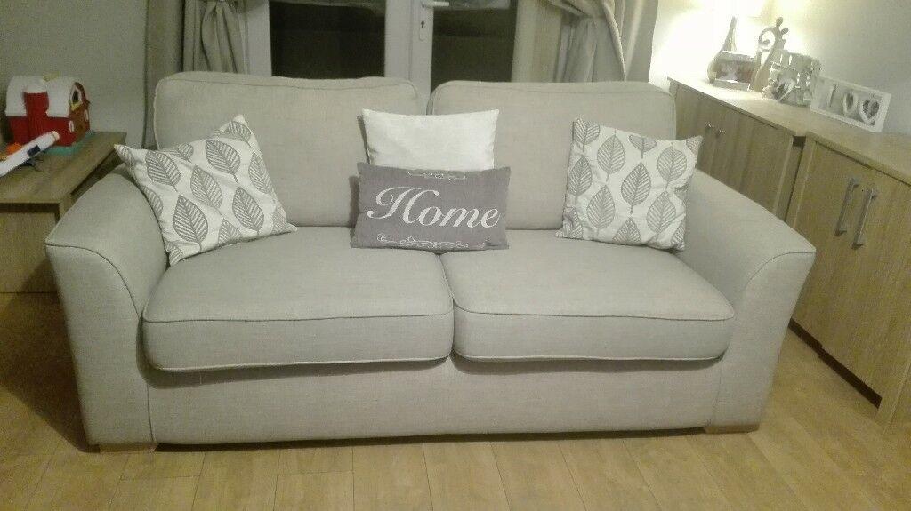 PRICE DROP*** 2 x 2 seater sofa..excellent condition