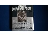 Arnold Schwarzenegger The New Encyclopedia of Modern Bodybuilding