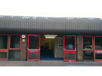 Light Industrial Unit For Lease