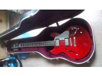 Epiphone 339 guitar