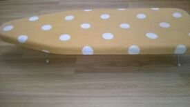 small table ironing board
