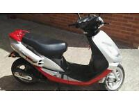 Sym Jet Euro 50cc moped