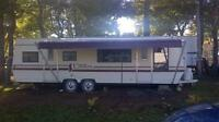 Citation 28 foot camper
