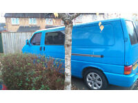 1992 VW T4 LWB 2.4 Diesel in Blue ***IDEAL PROJECT****