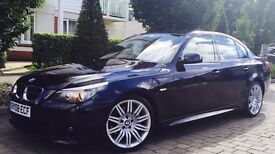 2008 BMW 535d msport lci individual low mileage 1 owner m sport