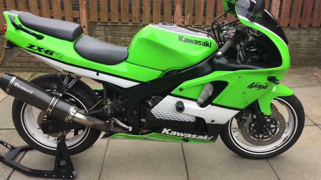 Kawasaki Zx6r Ninja In Kirkcaldy Fife Gumtree