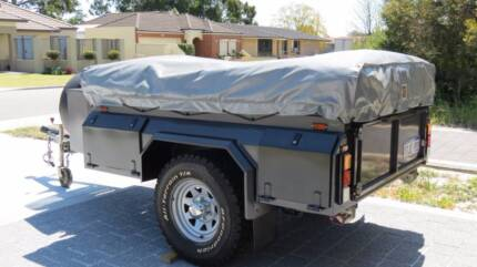 Custom Camper Trailer in immaculate condition. Morley Bayswater Area Preview