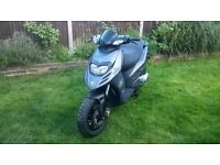 Piaggio Typhhon 125cc . 2014. MOT till May 2018. only 5000 miles. learner legal scooter