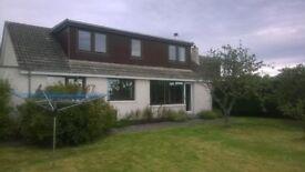 Family House, 4 bedrooms, winter rental, Fortrose, Highlands