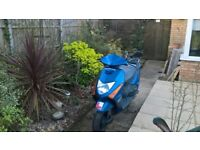 honda lead spares or possible repair some bodywork removed but comes with it.