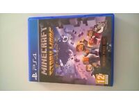 Minecraft Story Mode season pass disc (PS4)