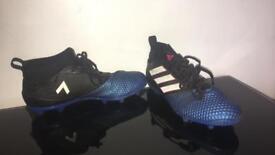 Adidas sock football boots