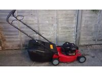 SOVEREIGN PETROL ROTARY LAWNMOWER