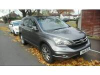 2012 Honda CRV 2.2 diesel automatic very low mileage @ 74000