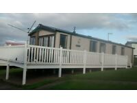Ayrshire - Craig Tara 38' Static caravan. Save over £15k on new