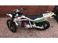Husquvarna wr 250 2009 road legal