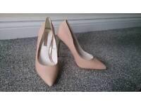 Miss selfridge nude heels