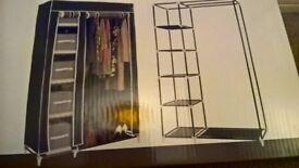 vanhaus canvas wardrobe