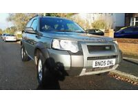 Land Rover Freelander 2005 --> 54,000 miles only