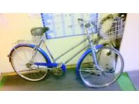 VINTAGE PUCH, NEW TYRES, BASKET FULLY RESTORED