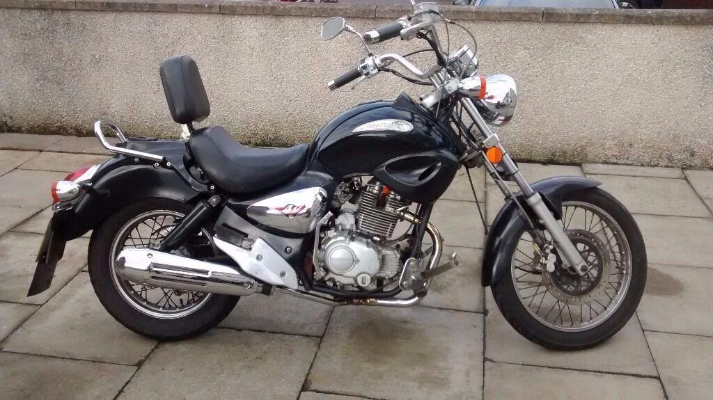 Kymco Hipster 125cc cruiser motorbike | in Huntly, Aberdeenshire ...