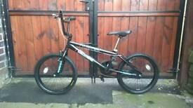 Raleigh bmx blaze bike