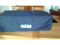 Mothercare Winnie the Poo Travel Cot