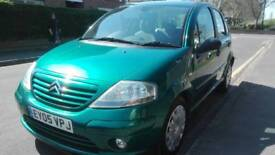 Very very low mileage Citroen C3 1.4 automatic excellent condition for age long MOT drives