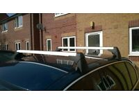 Skoda superb genuine roof bars