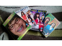 Ugly Betty DVDs Season 1-4