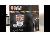 Russell Hobbs. 3 tier food steamer