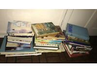 BIG BUNDLE OF BOOKS