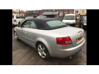 Audi A4 2.4 Sport Convertible **FURTHER REDUCTION**