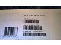 Windows 10 PRO 64bit OEM DVD with licence key