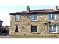 Spacious 2 Bedroom Ground Floor Flat for Rent in Rosehearty, Aberdeenshire