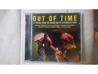 Mojo Out of Time CD - The Golden Age of Alternative Rock